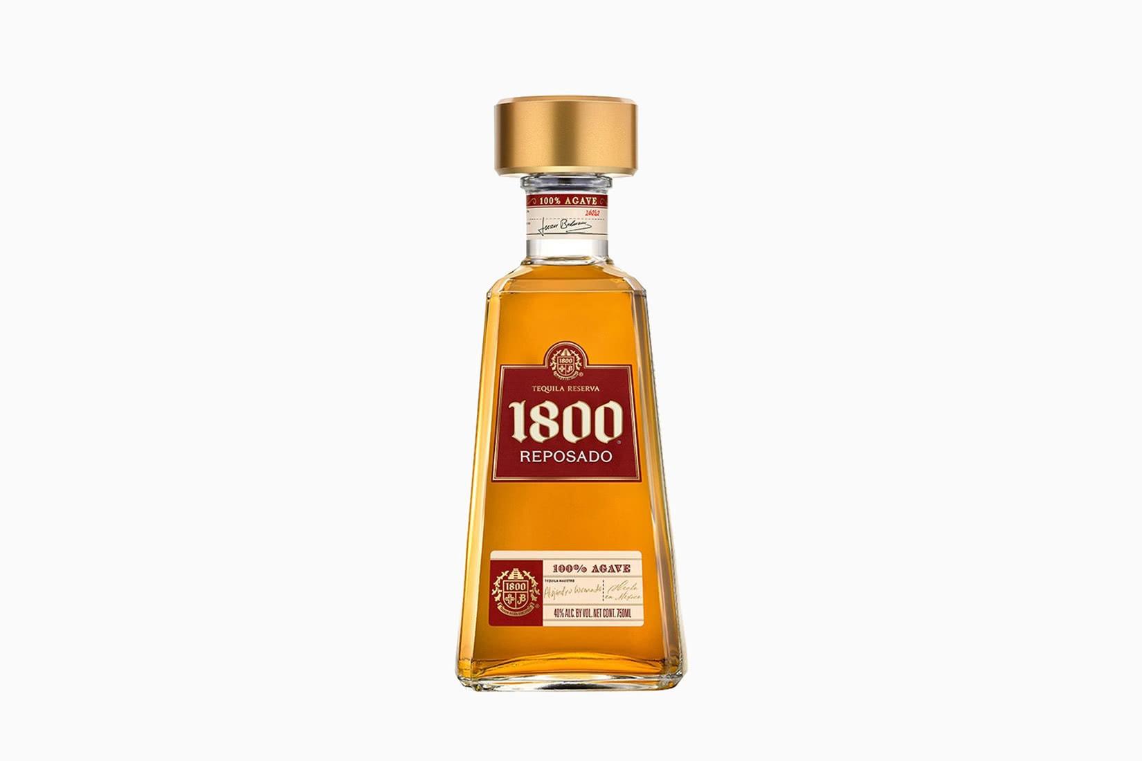 1800 tequila reposado botella precio tamaño - Luxe Digital