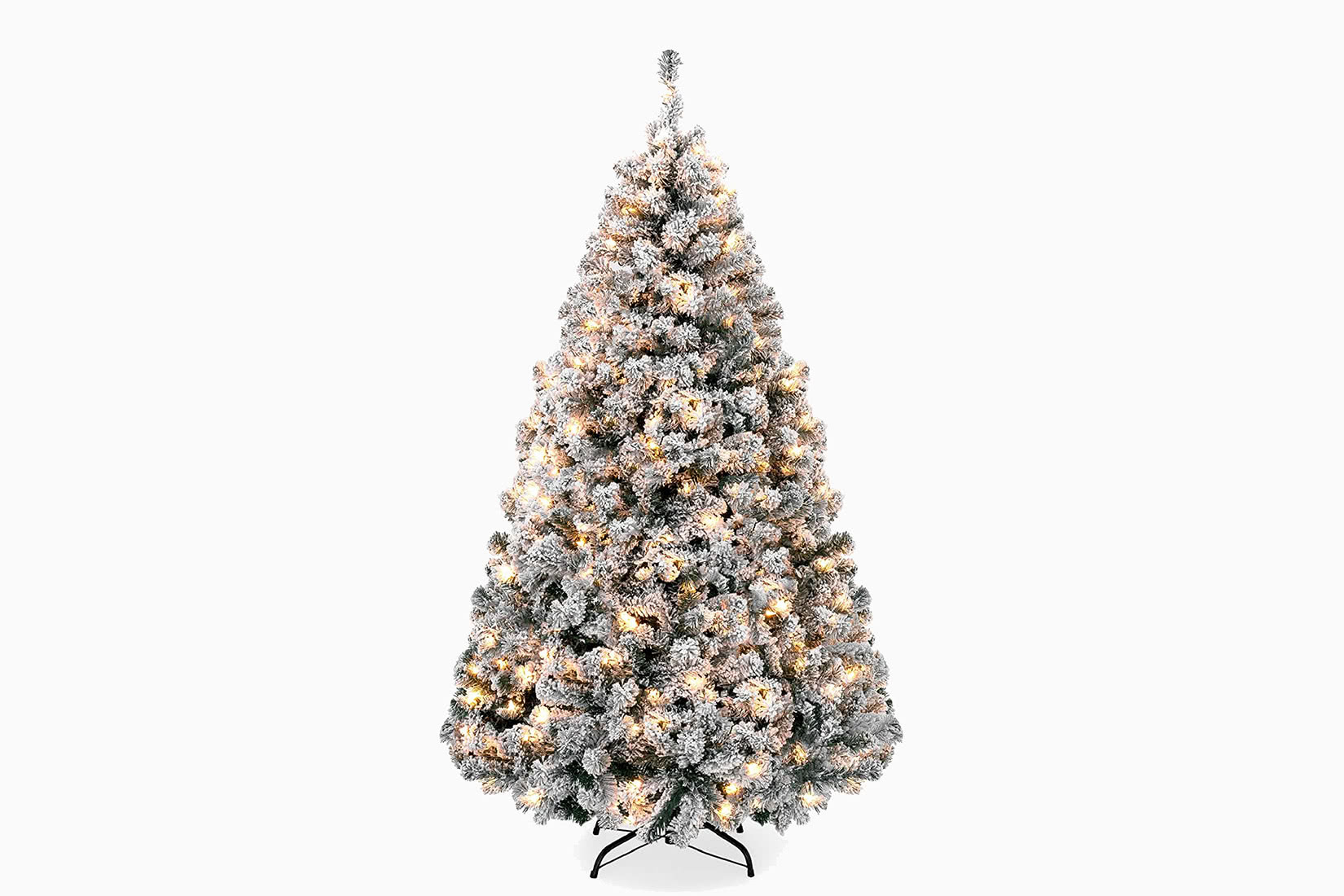 best artificial Christmas tree large choice review - Luxe Digital