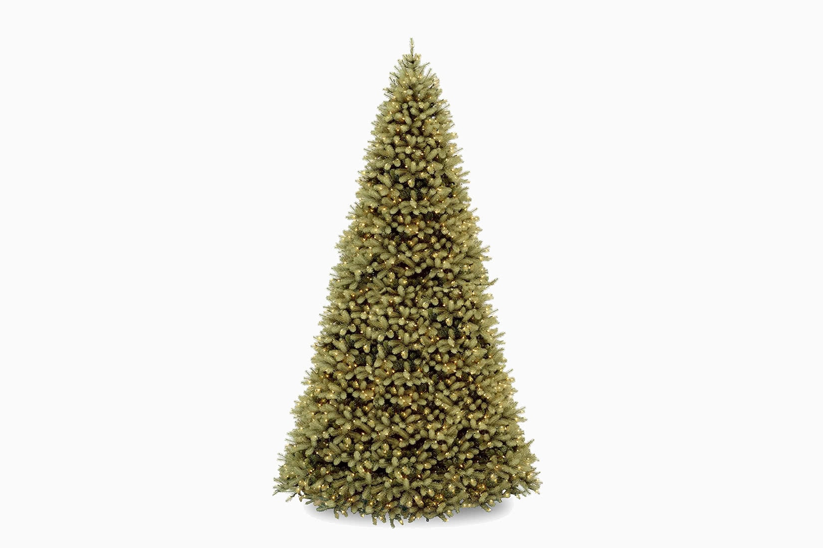 best artificial Christmas tree most expensive national tree company review - Luxe Digital