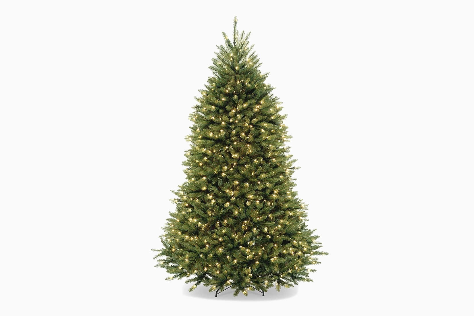 best artificial Christmas tree national tree company 5.6 review - Luxe Digital