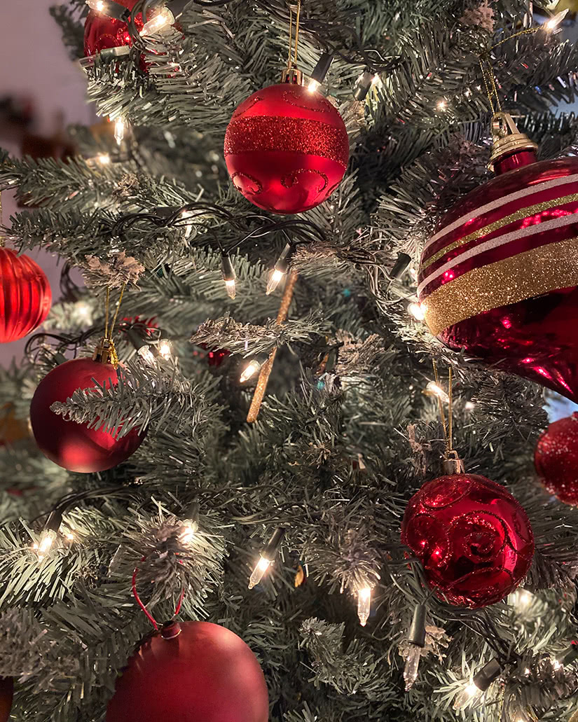 best fake Christmas trees - Luxe Digital