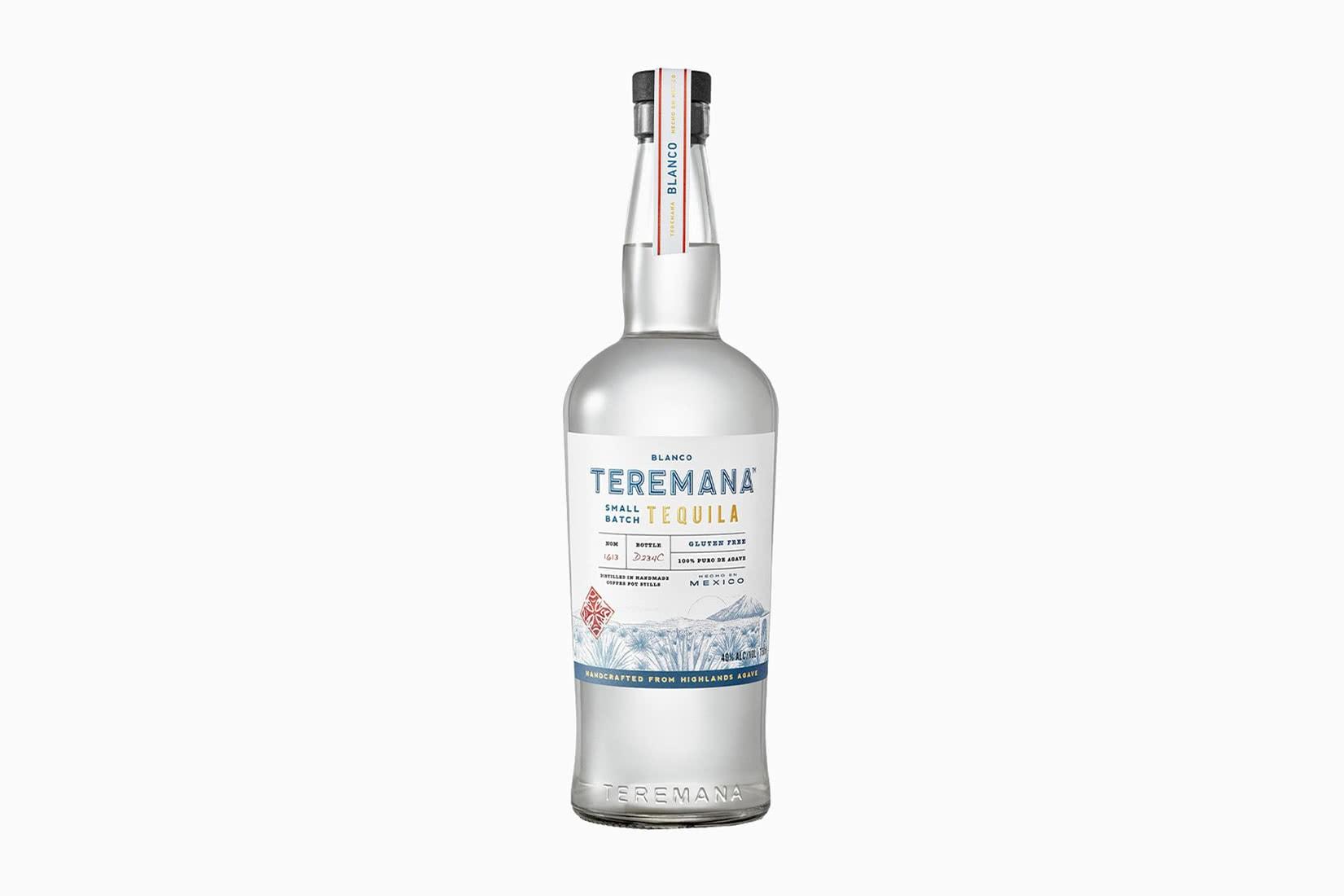 teremana tequila blanco botella precio tamaño revisión - Luxe Digital