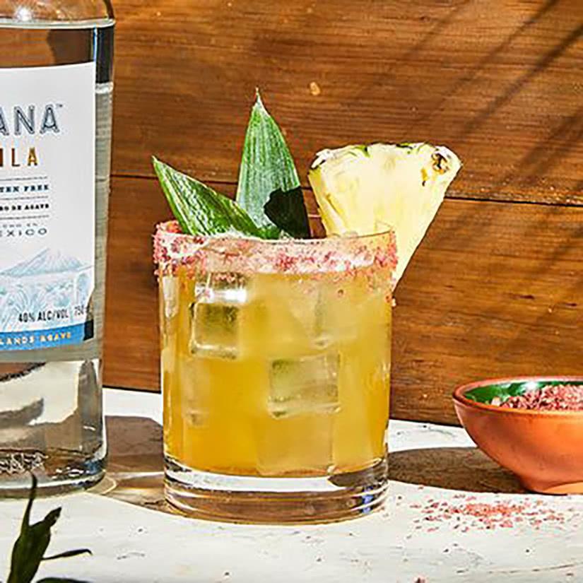 teremana tequila coctel receta ingredientes margarita - Luxe Digital