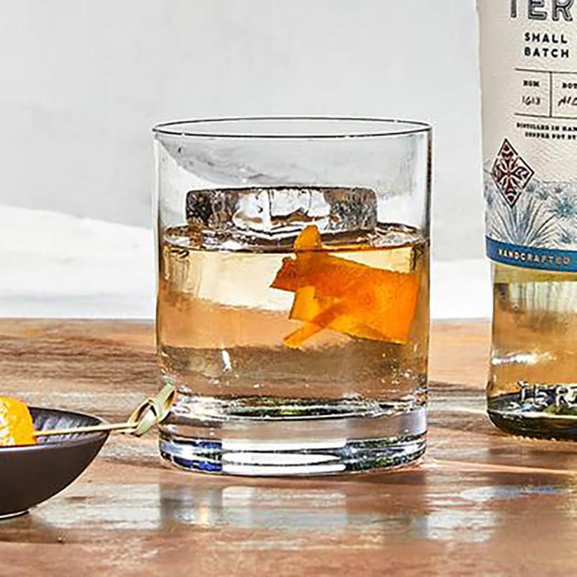 teremana tequila coctel receta ingredientes anticuados - Luxe Digital