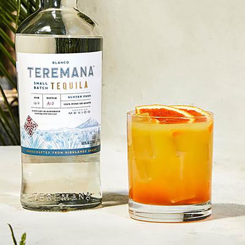 teremana tequila coctel receta ingredientes amanecer - Luxe Digital