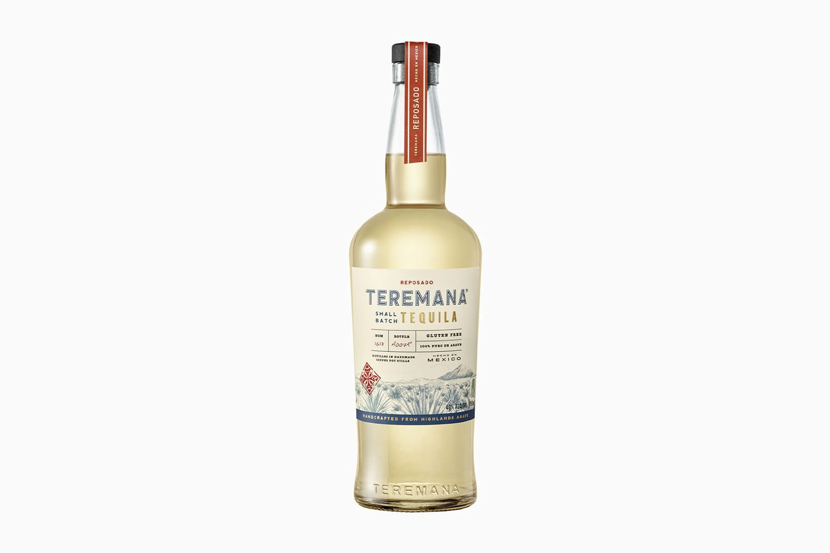 teremana tequila reposado botella precio tamaño revisión - Luxe Digital