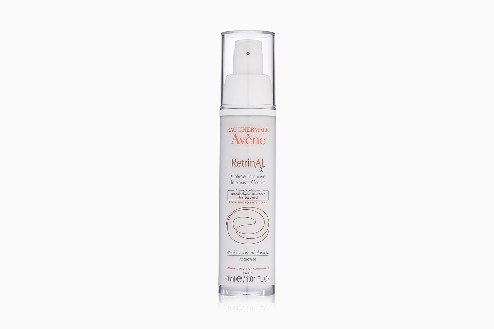best wrinkle creams avene retrinal luxe digital