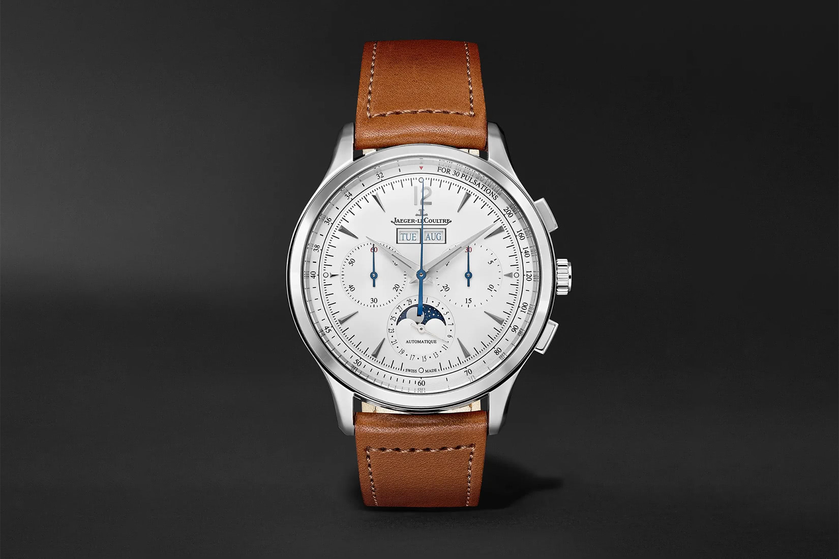 jaeger lecoultre style guide master control calendar chronograph jlc watch luxe digital