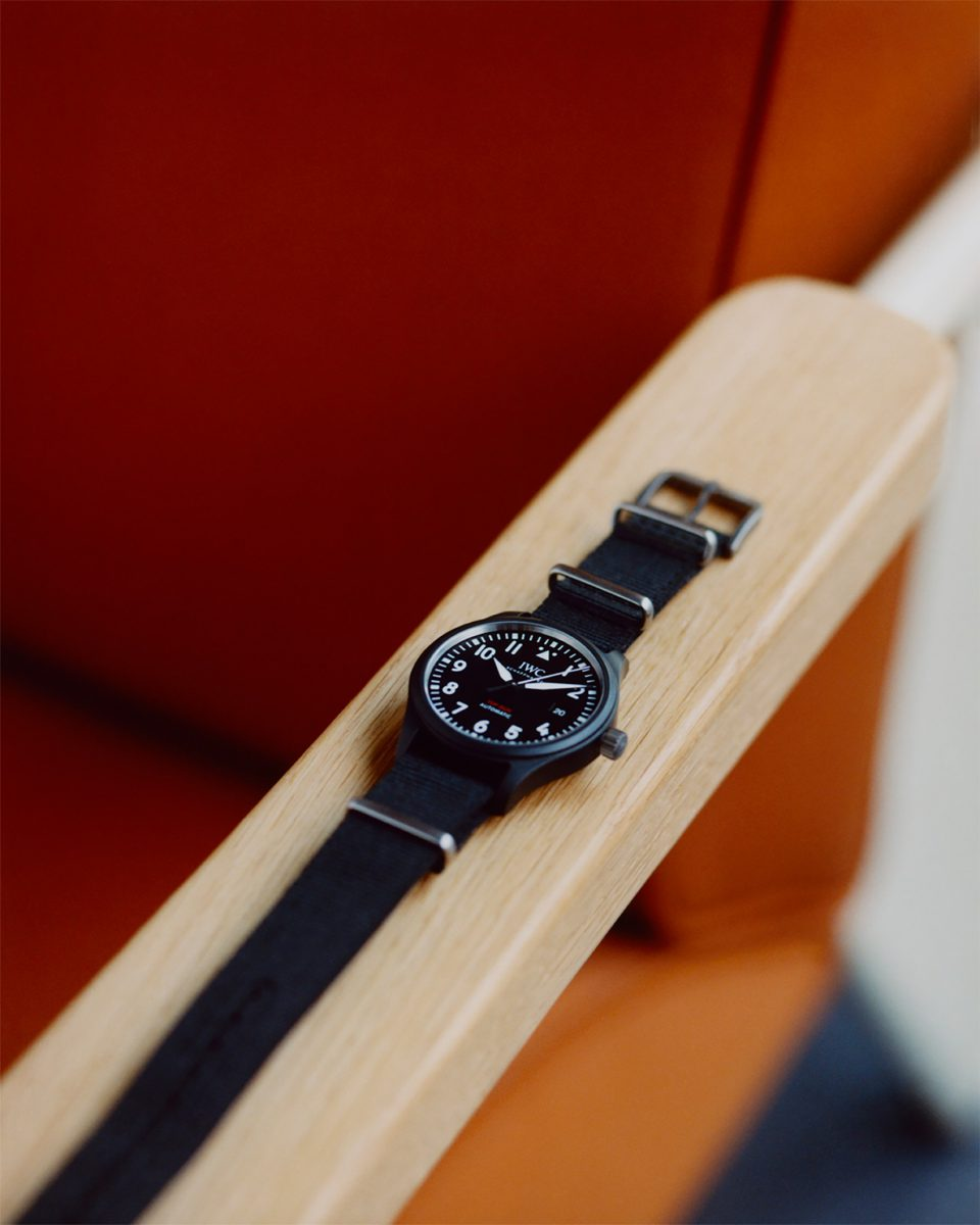 iwc luxury watches style guide luxe digital