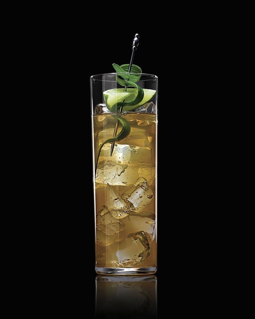 courvoisier cocktail recipe ingredients sazerac - Luxe Digital