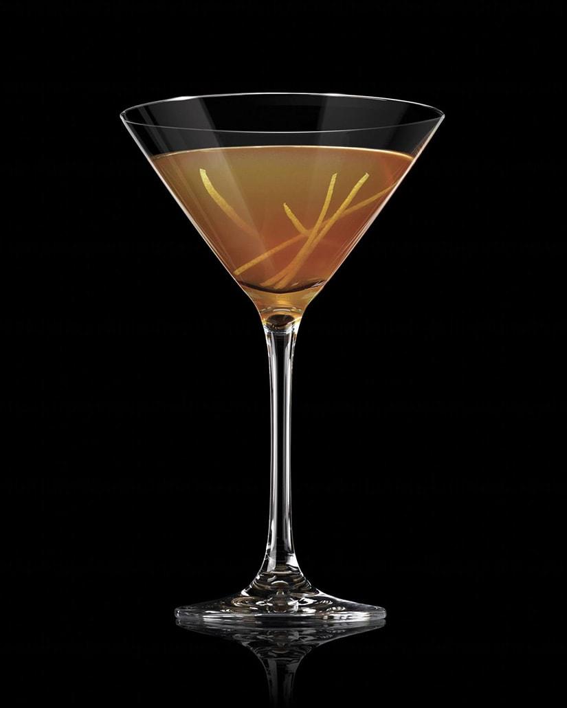 courvoisier cocktail recipe ingredients sidecar - Luxe Digital