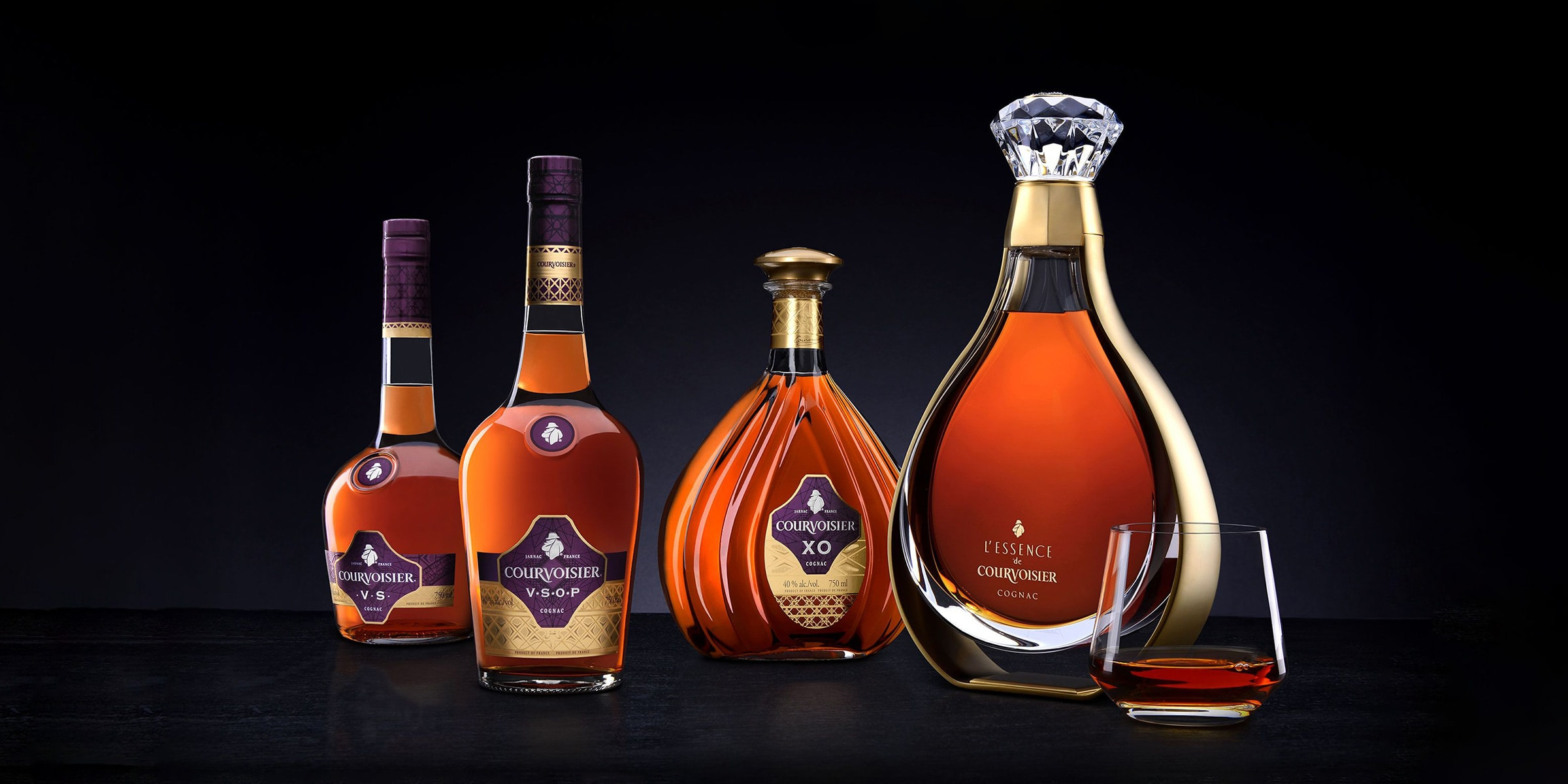 courvoisier cognac bottle price size review - Luxe Digital
