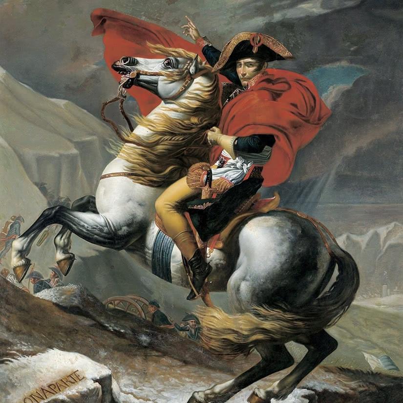 courvoisier history napoleon france - Luxe Digital