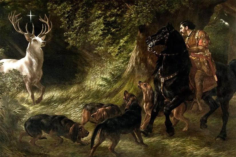 Historia de los ciervos de Jägermeister en alemania - Luxe Digital