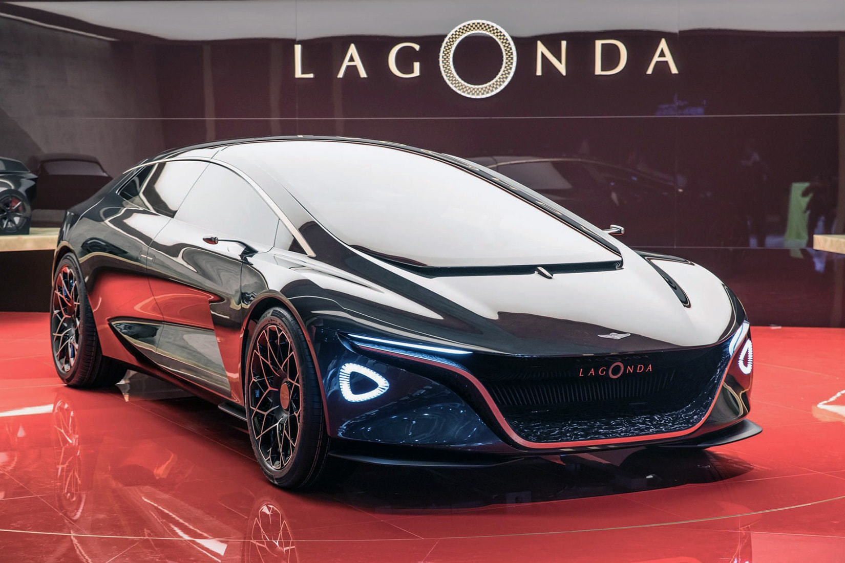 most expensive cars 2021 Aston Martin Lagonda EV - Luxe Digital