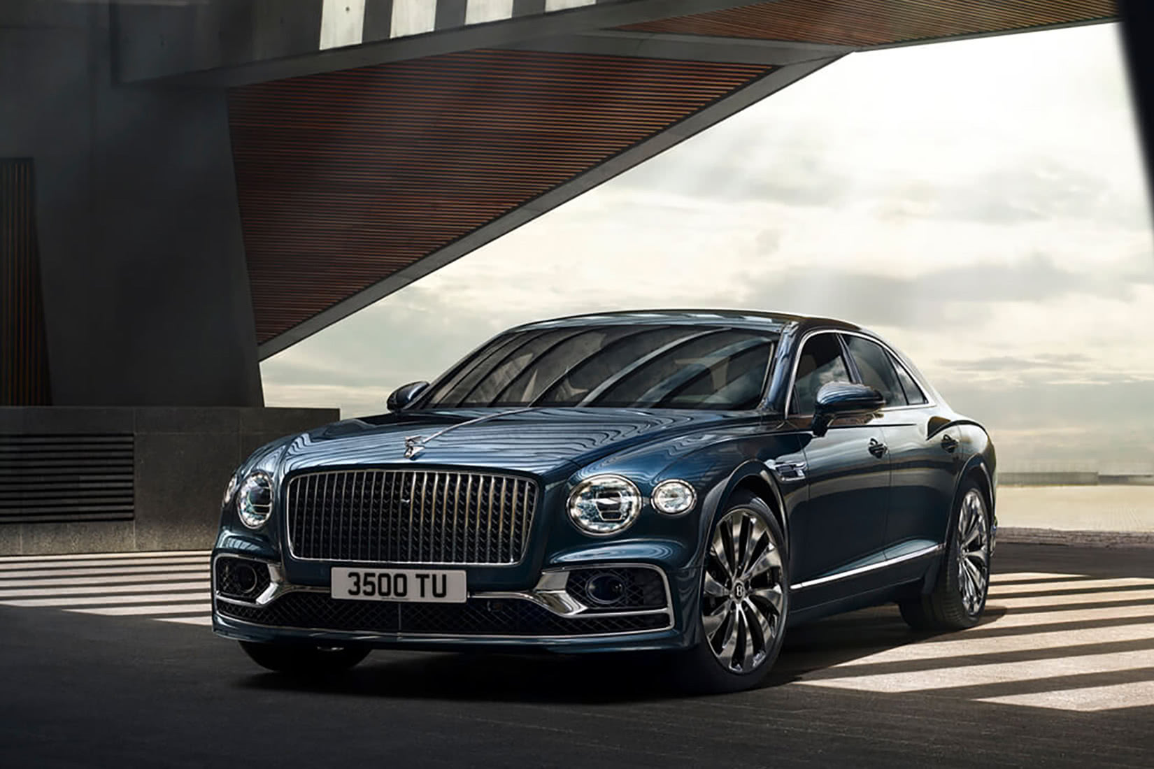 most expensive cars 2021 Bentley Flying Spur Speed - Luxe Digital