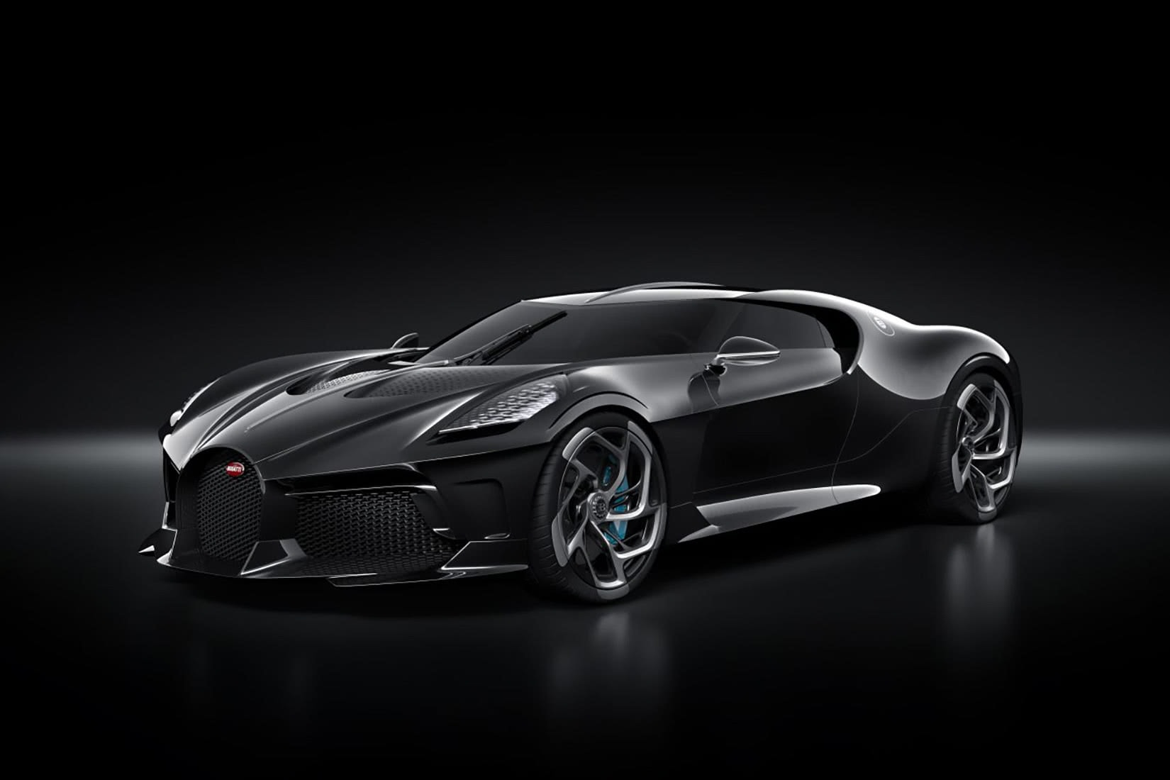 most expensive cars 2021 Bugatti La Voiture Noire - Luxe Digital