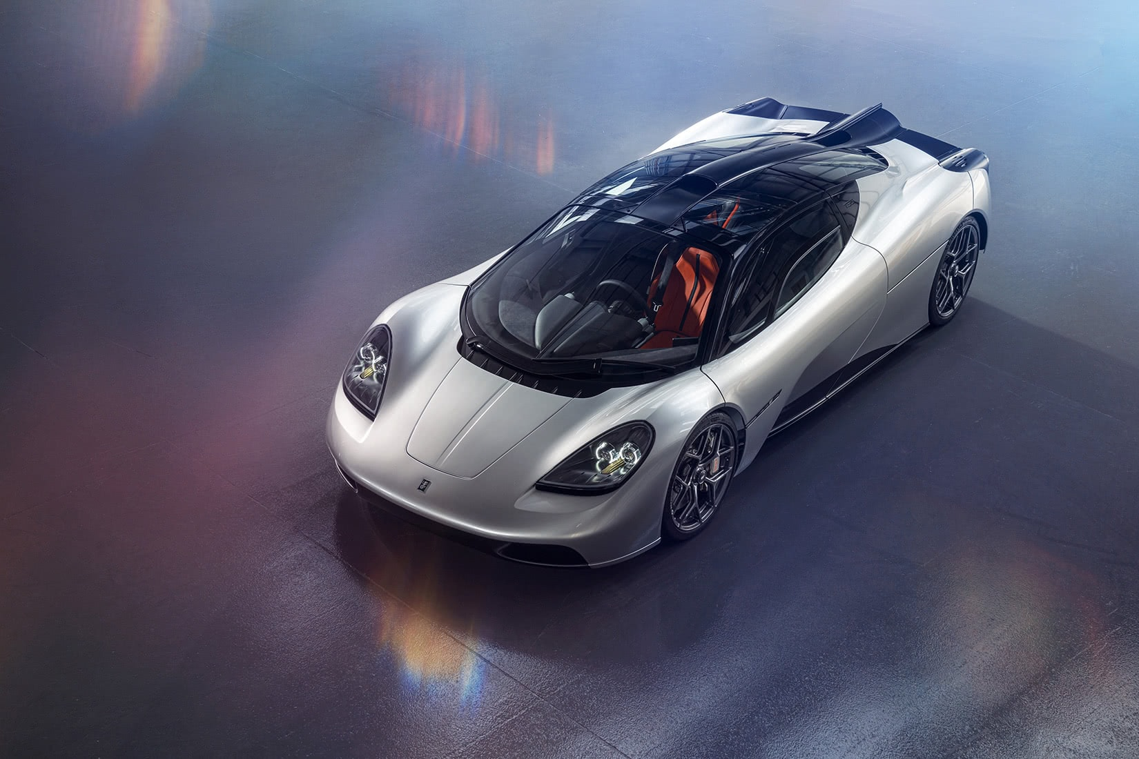 most expensive cars 2021 Gordon Murray T.50 - Luxe Digital