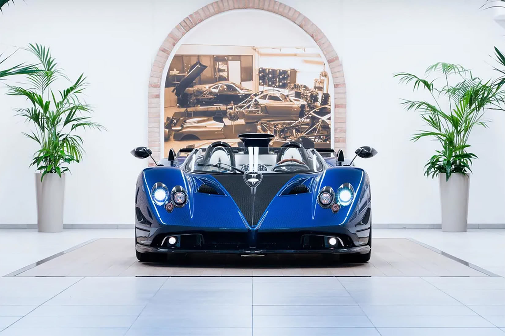 most expensive cars 2021 Pagani Zonda HP Barchetta - Luxe Digital
