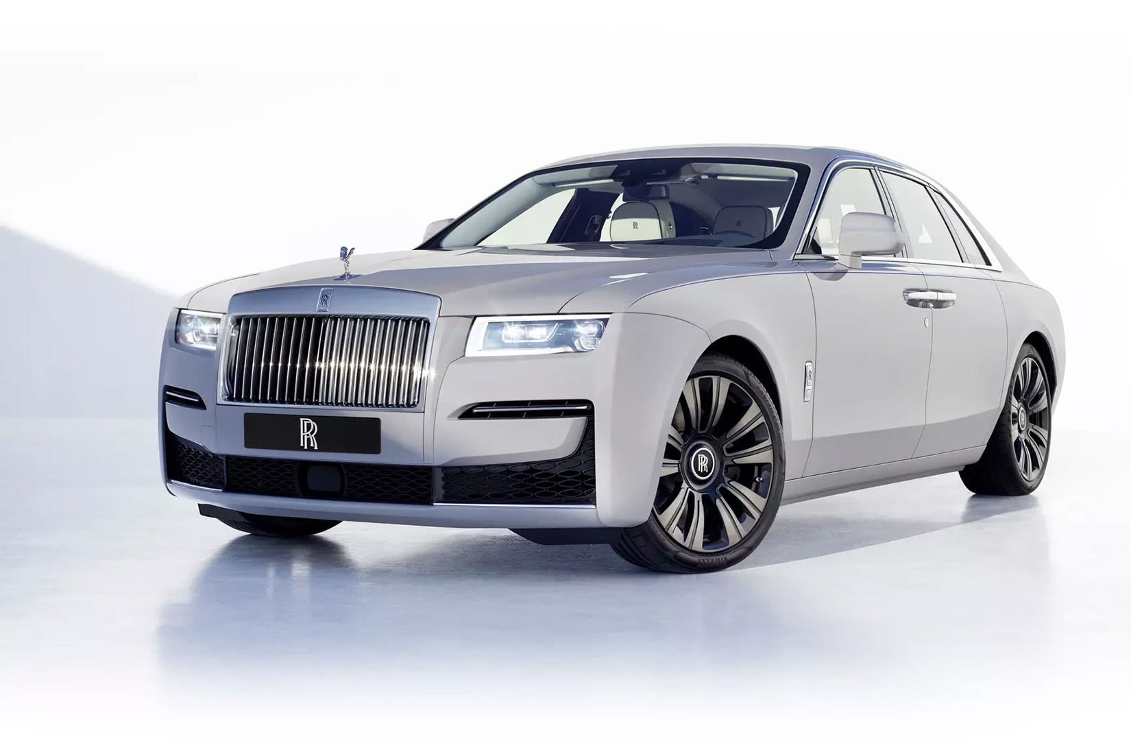 most expensive cars 2021 Rolls Royce Ghost - Luxe Digital