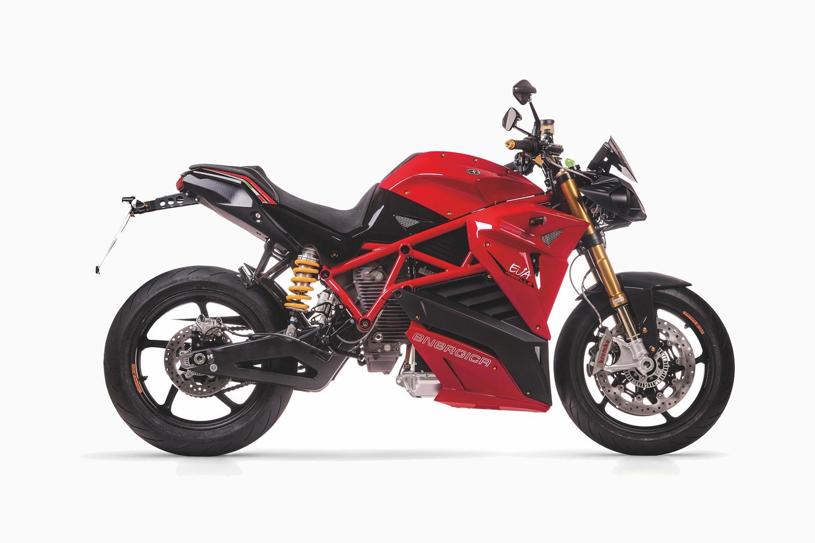 best electric motorcycles 2021 luxury Energica Eva Ribelle - Luxe Digital