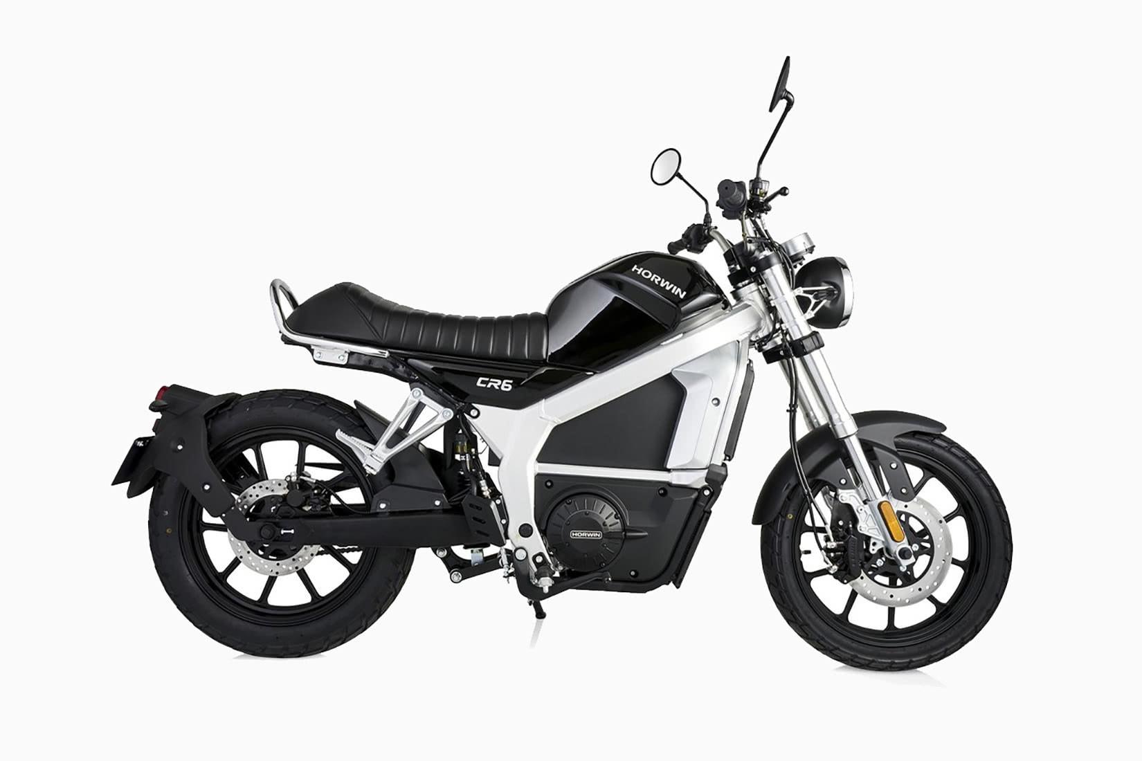 best electric motorcycles 2021 luxury Horwin CR6 - Luxe Digital