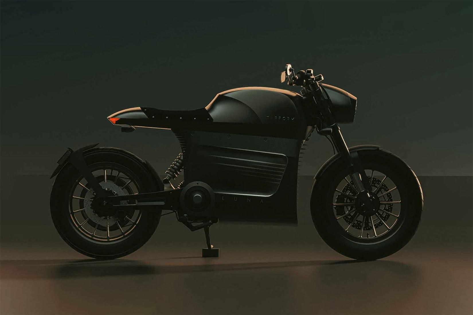best electric motorcycles 2021 luxury Tarform - Luxe Digital