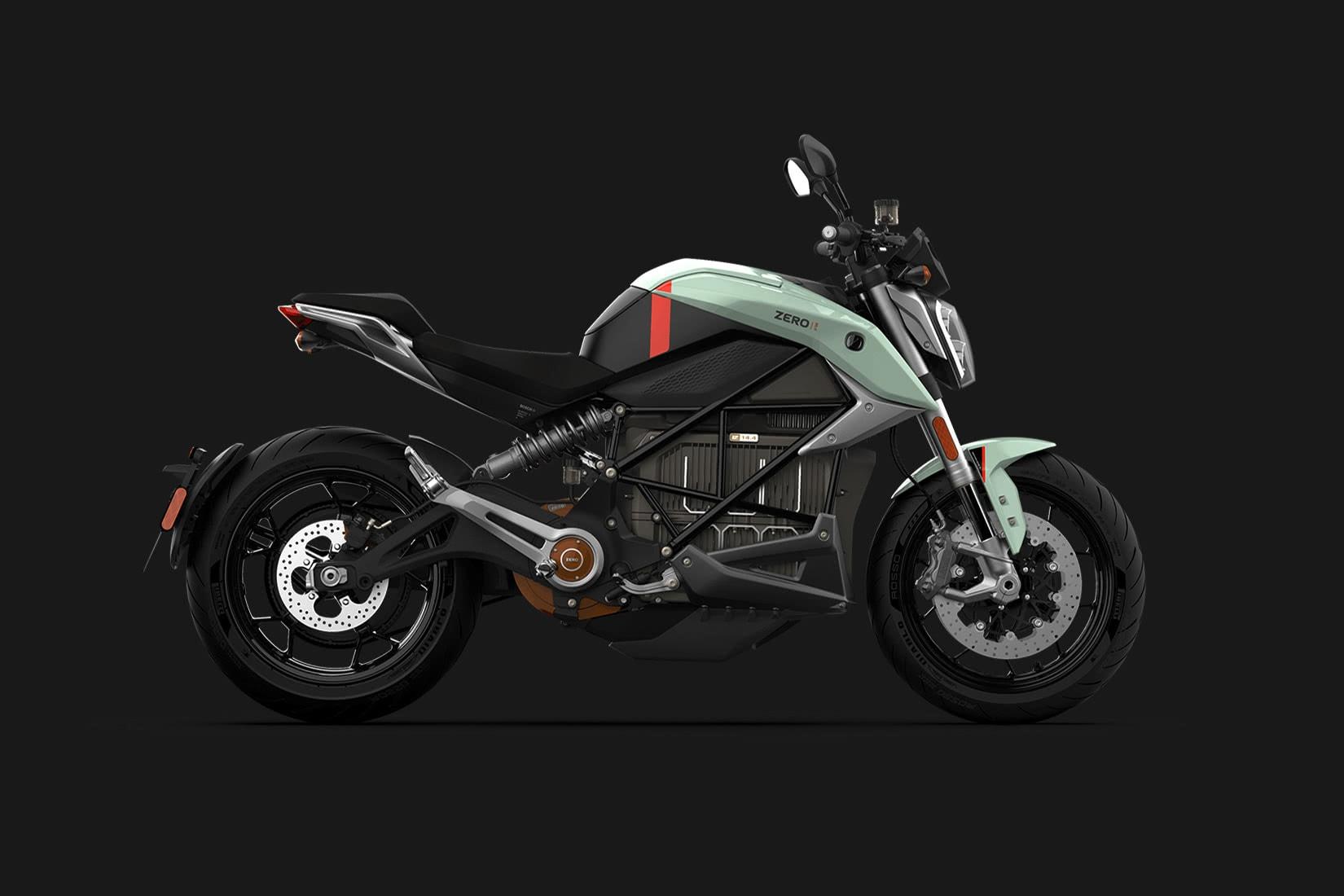 best electric motorcycles 2021 luxury Zero SR/F - Luxe Digital
