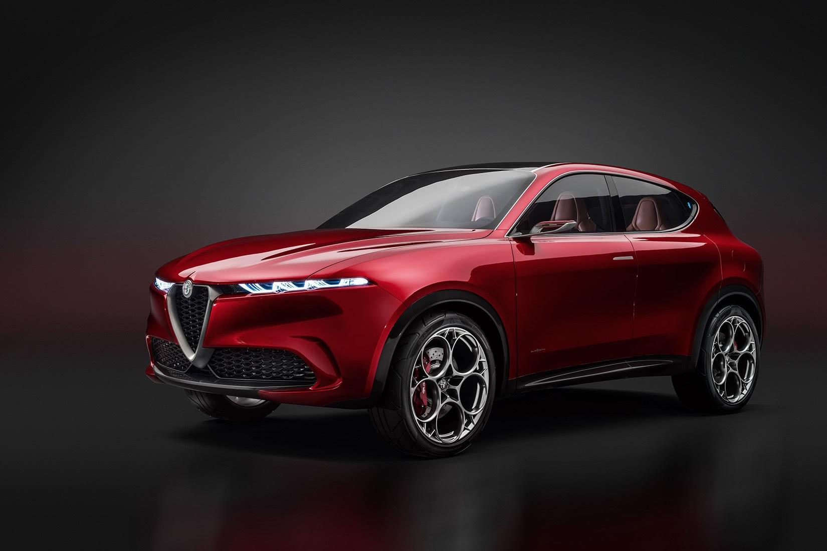 best luxury suv 2021 Alfa Romeo Tonale - Luxe Digital