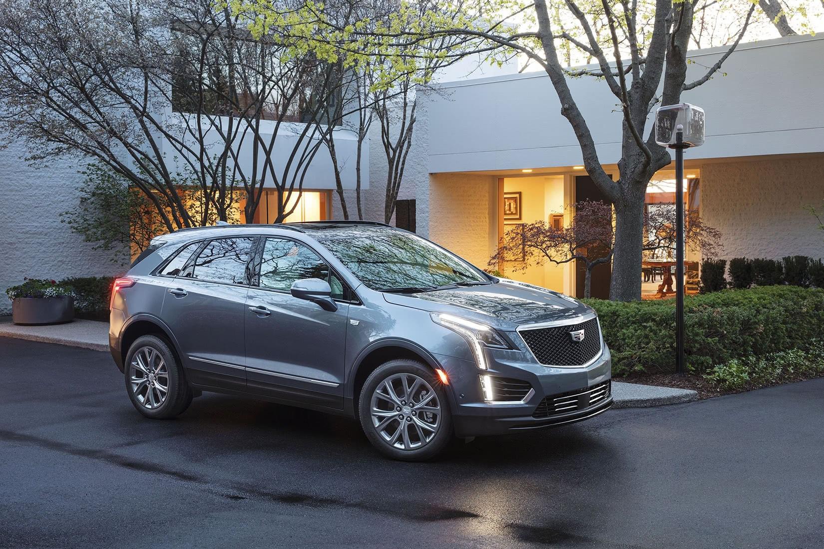 best luxury suv 2021 Cadillac XT5 - Luxe Digital