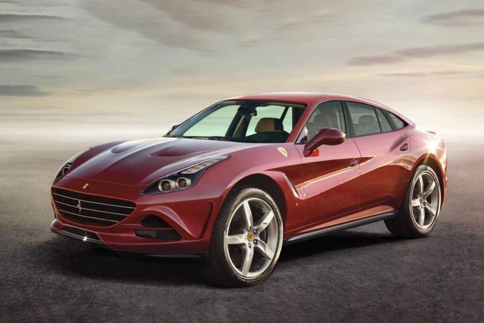 best luxury suv 2021 Ferrari Purosangue - Luxe Digital
