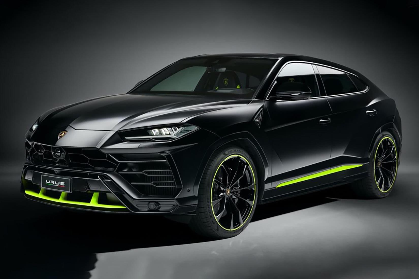 best luxury suv 2021 Lamborghini Urus - Luxe Digital