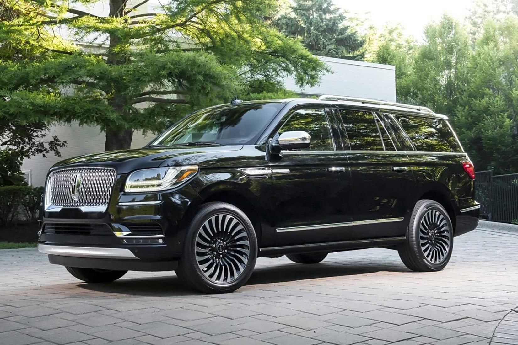 best luxury suv 2021 Lincoln Navigator L - Luxe Digital