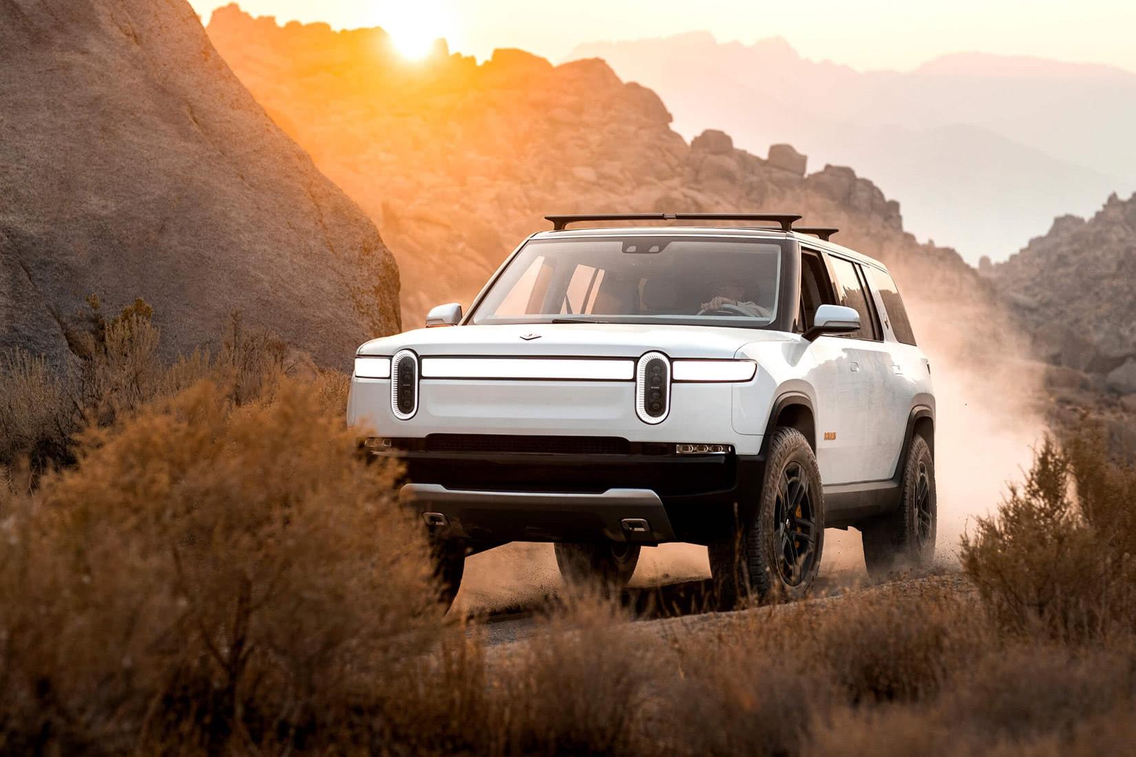 best luxury suv 2021 Rivian R1S - Luxe Digital