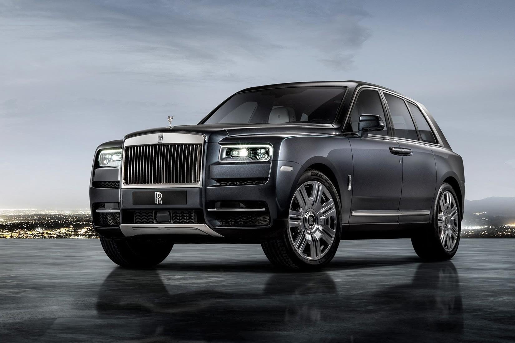best luxury suv 2021 Rolls-Royce Cullinan - Luxe Digital