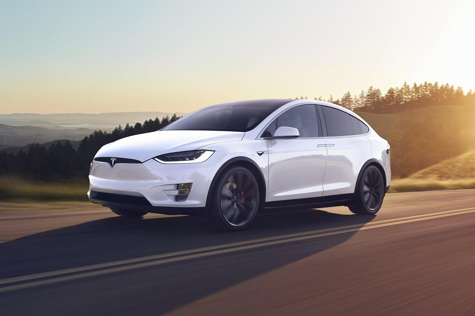 best luxury suv 2021 Tesla Model X - Luxe Digital