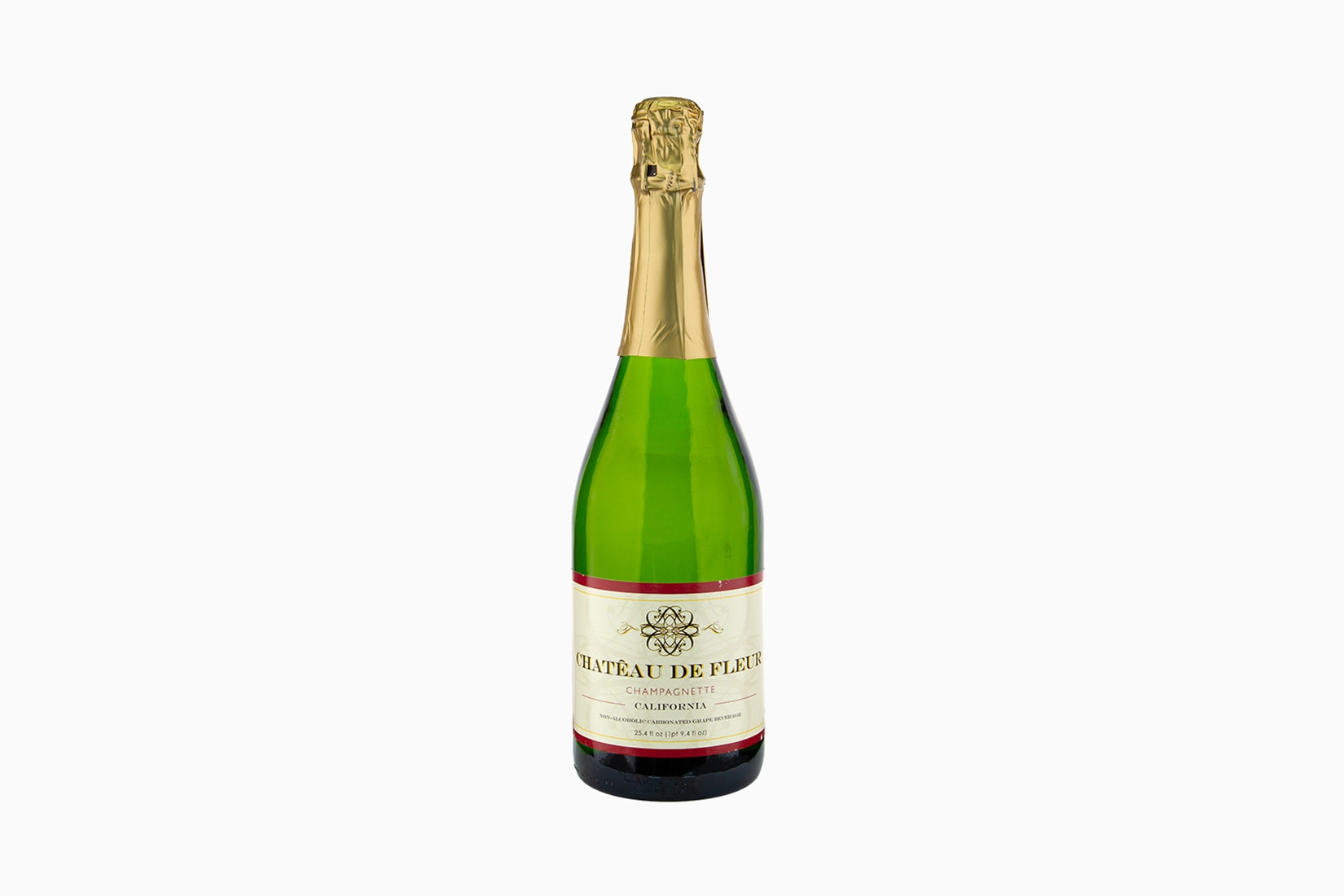 best non alcoholic spirits chateau de fleur champagnette luxe digital