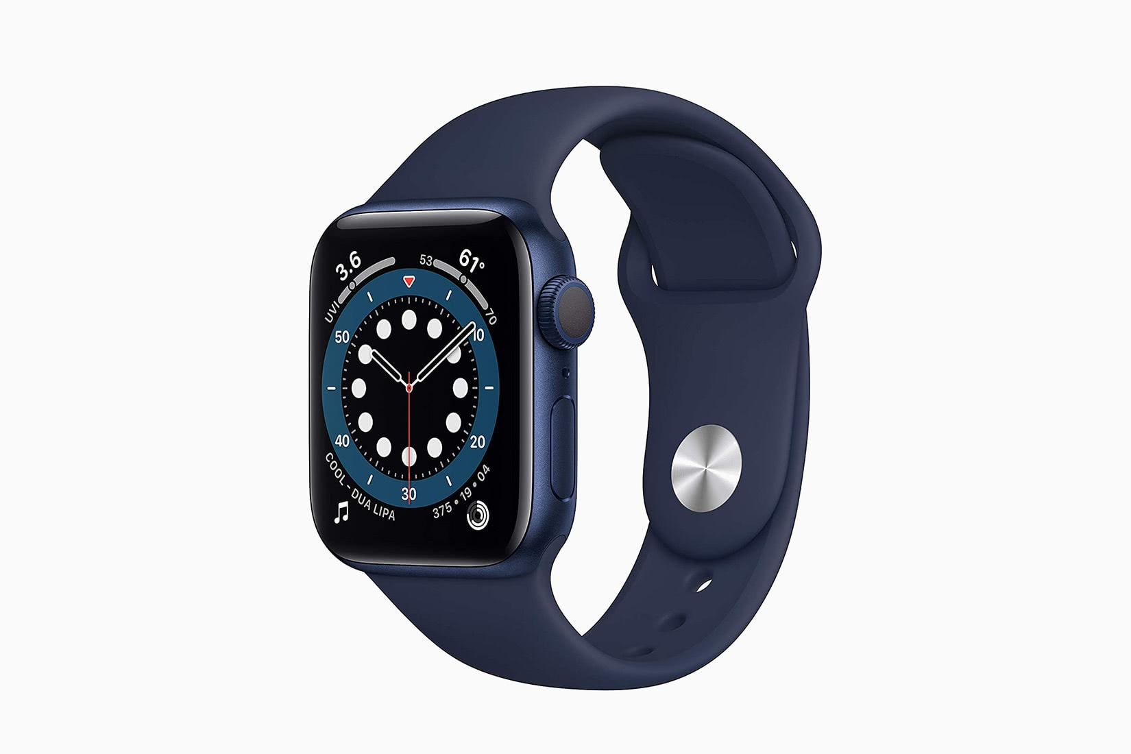 best fitness trackers Apple Watch Series 6 - Luxe Digital