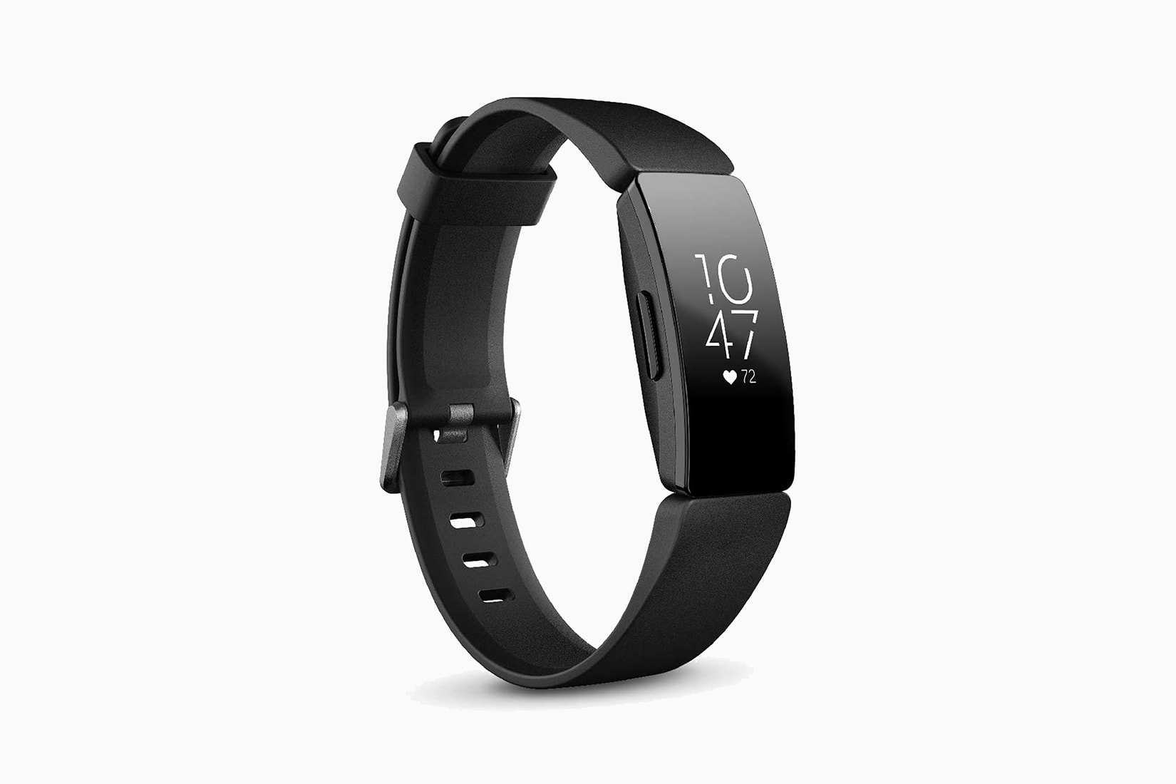 best fitness trackers beginners Fitbit Inspire HR - Luxe Digital