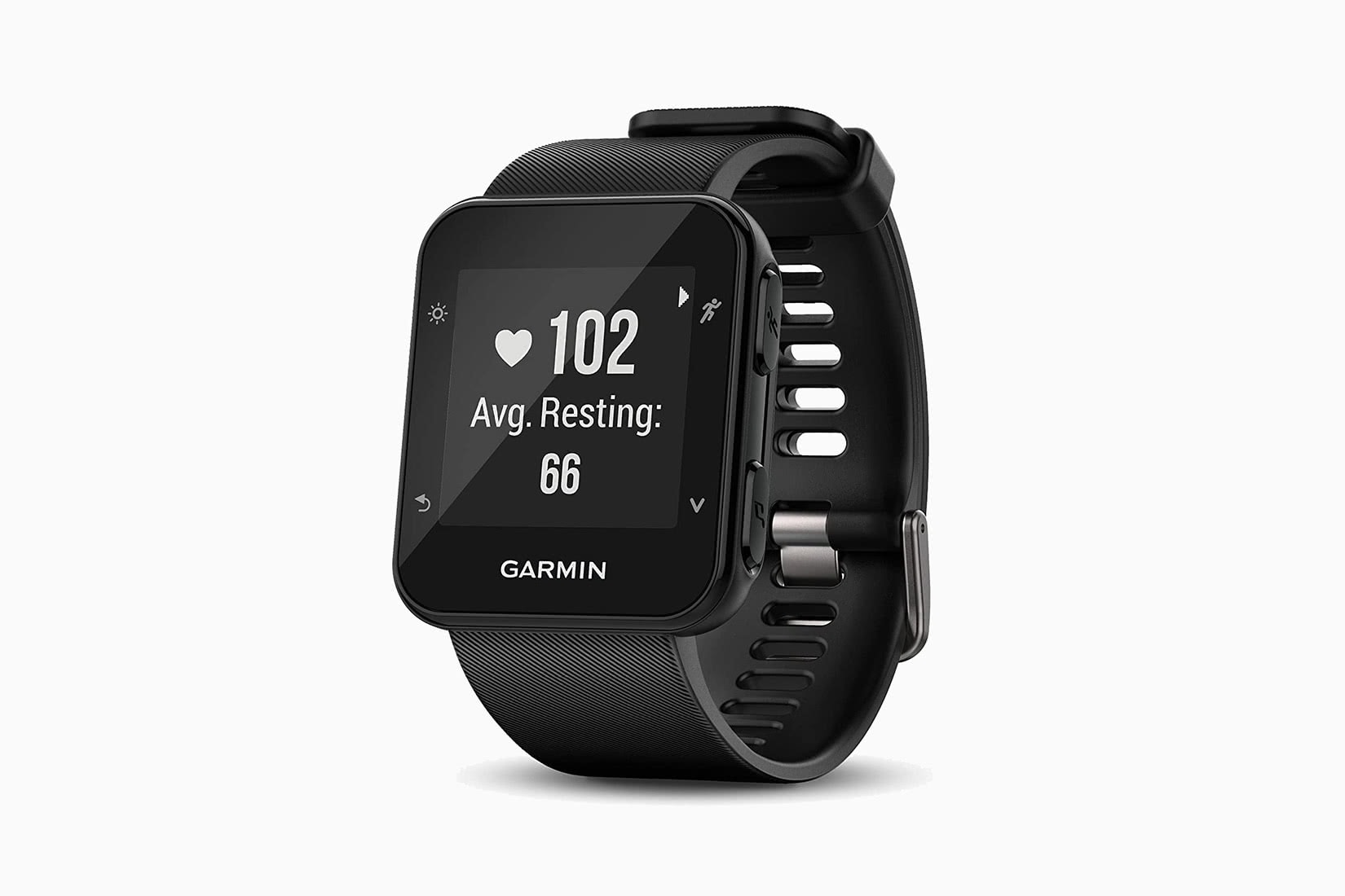 best fitness trackers running Garmin Forerunner 35 - Luxe Digital