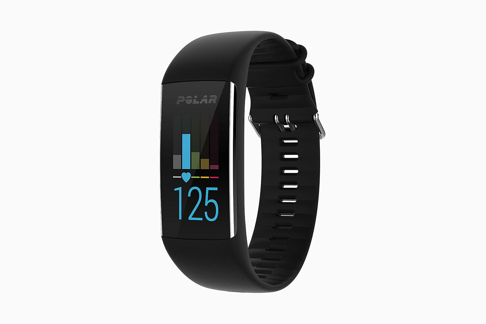 best fitness trackers small wrists Polar A370 - Luxe Digital