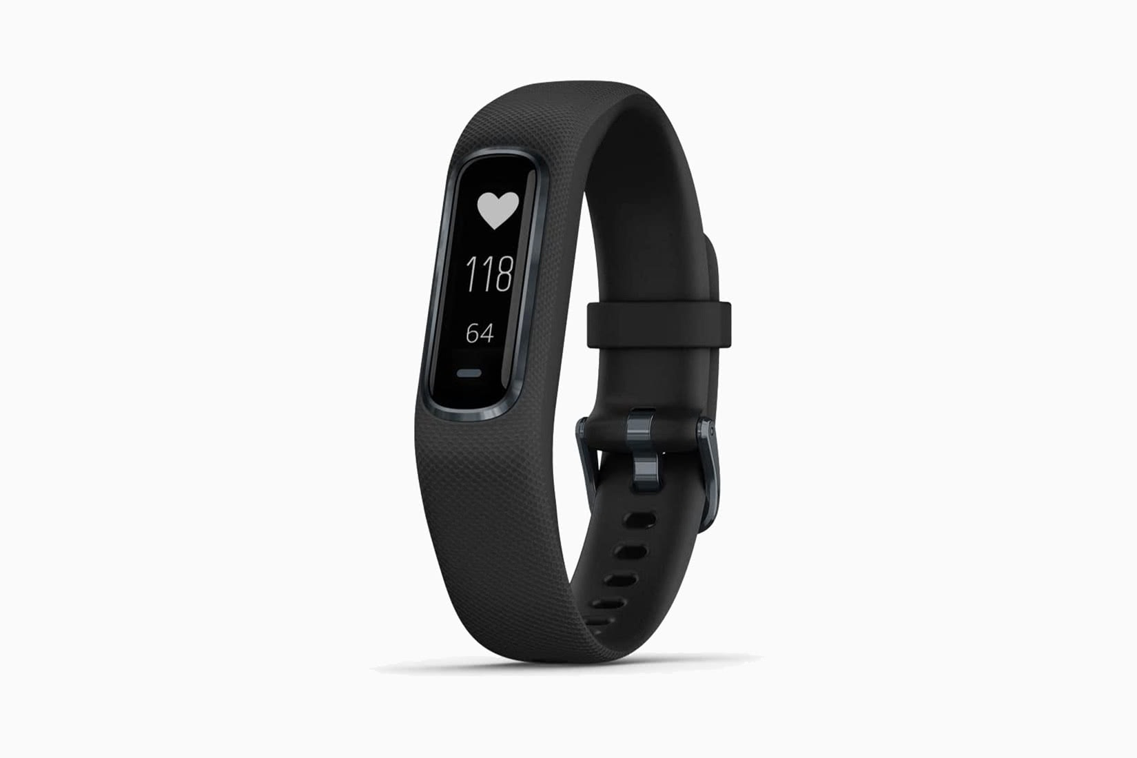 best fitness trackers swimming Garmin Vivosmart - Luxe Digital