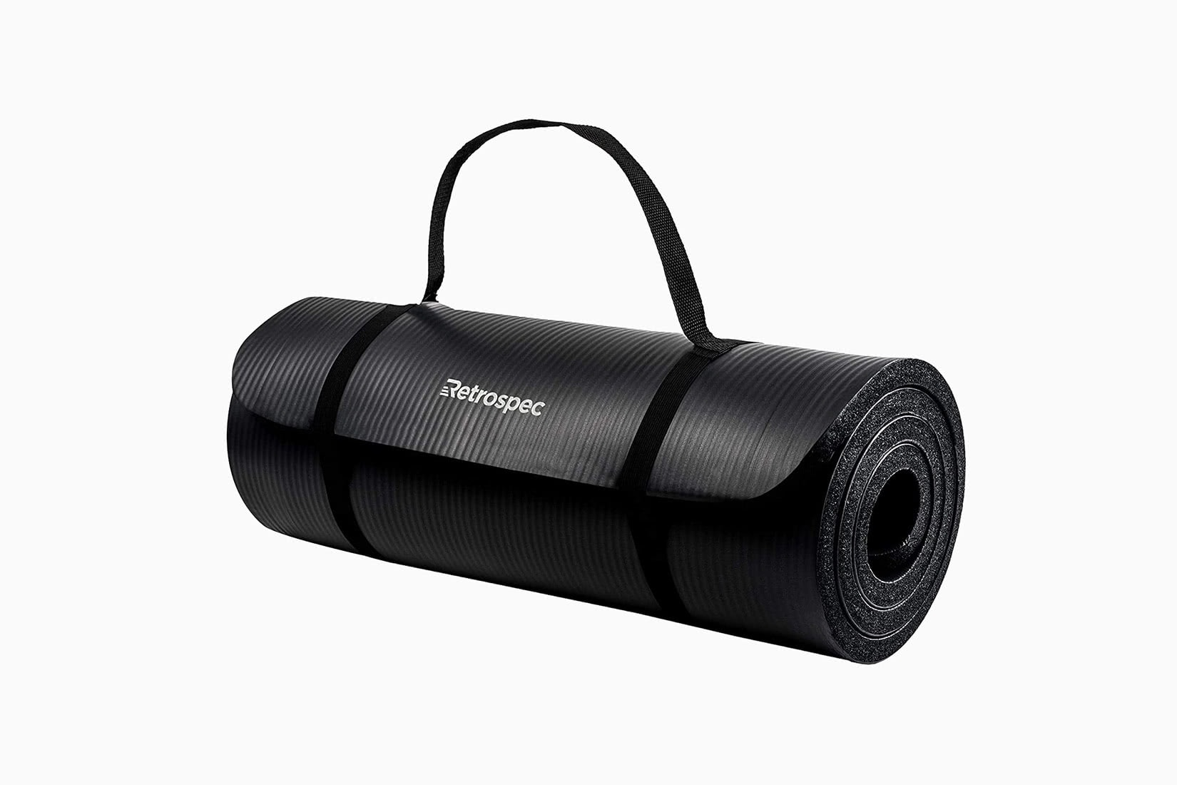 best yoga exercise mat extra thick Retrospec Solana review - Luxe Digital