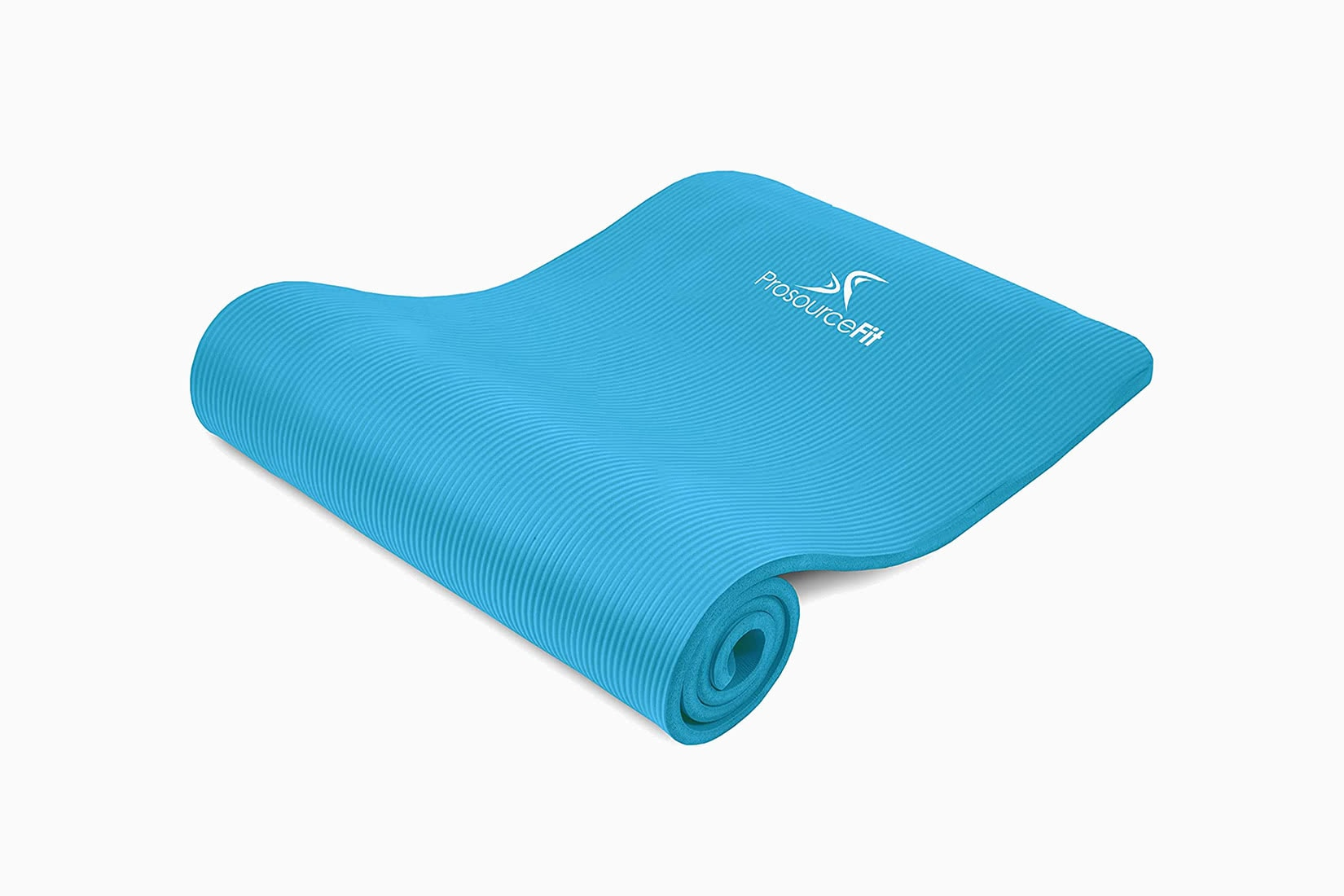 best yoga exercise mat hardwood ProsourceFit review - Luxe Digital