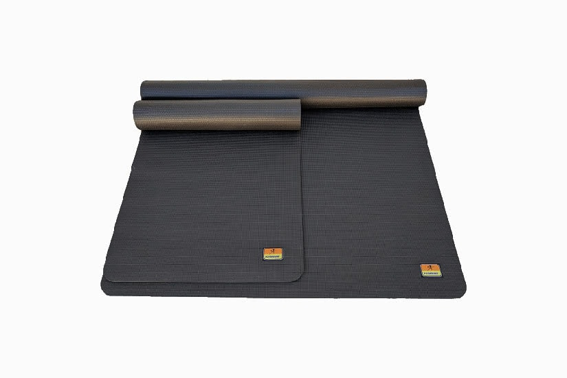 best yoga exercise mat HIIT Pogamat review - Luxe Digital