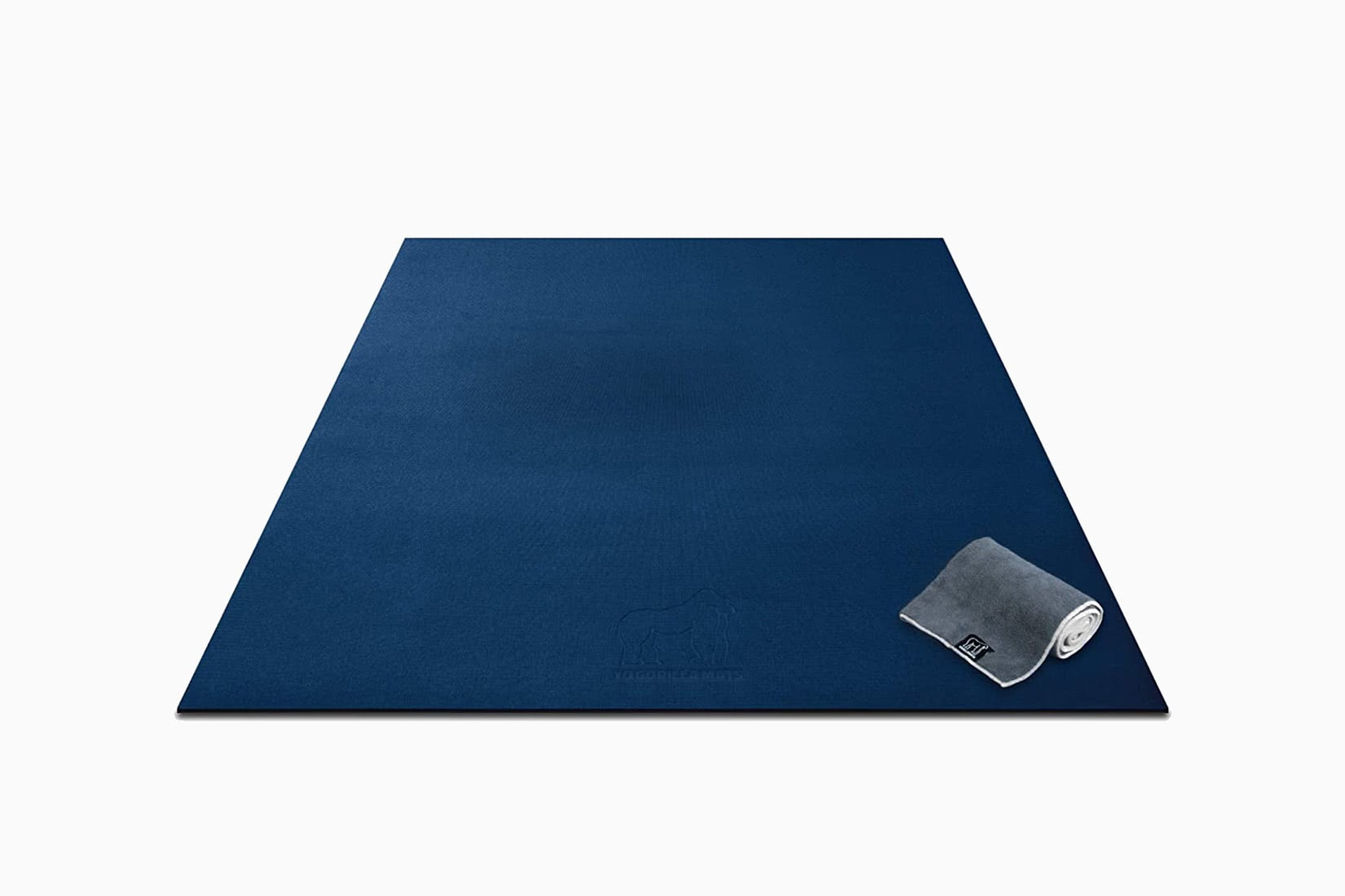 best yoga exercise mat large Gorilla review - Luxe Digital