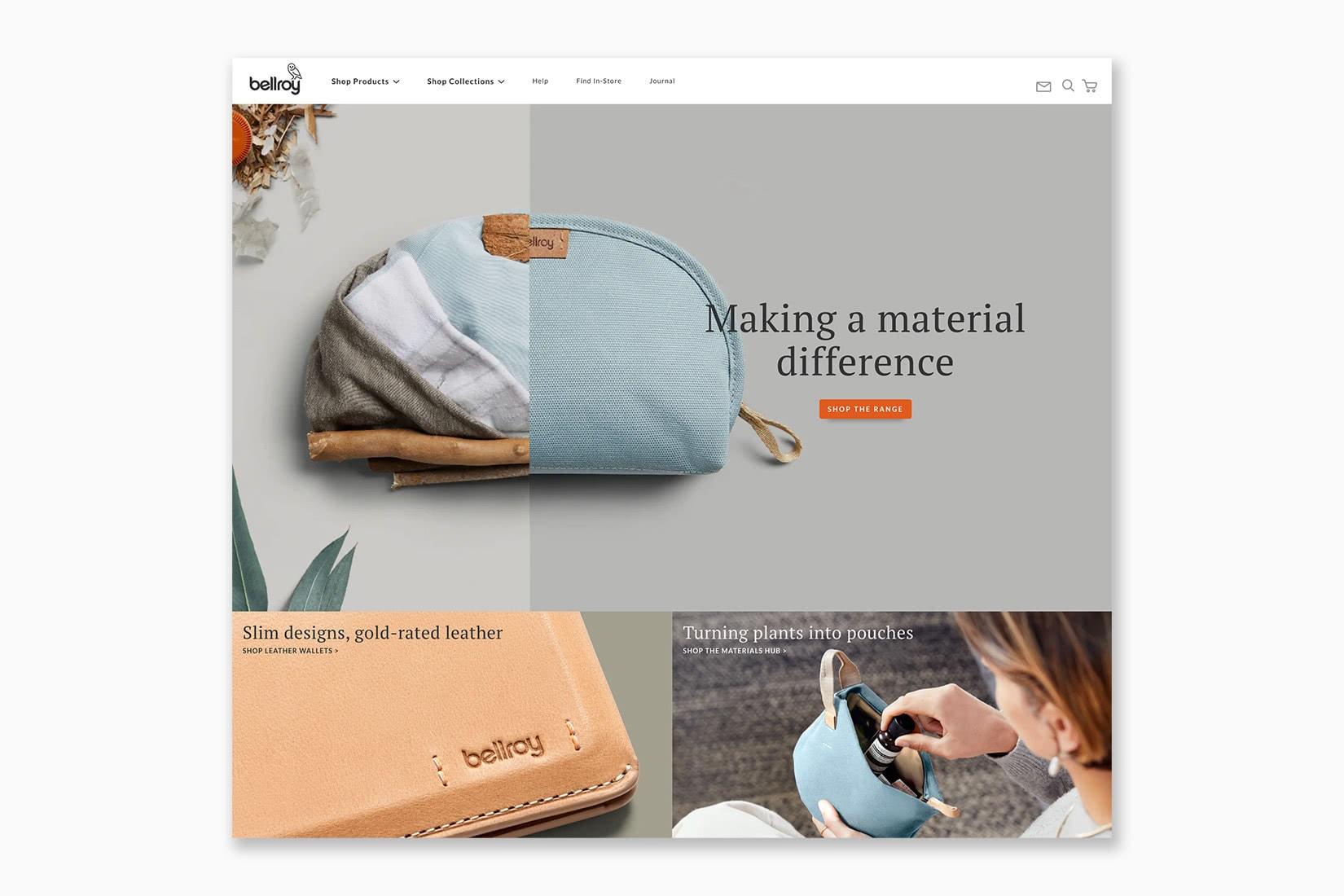 best online shopping sites women Bellroy - Luxe Digital