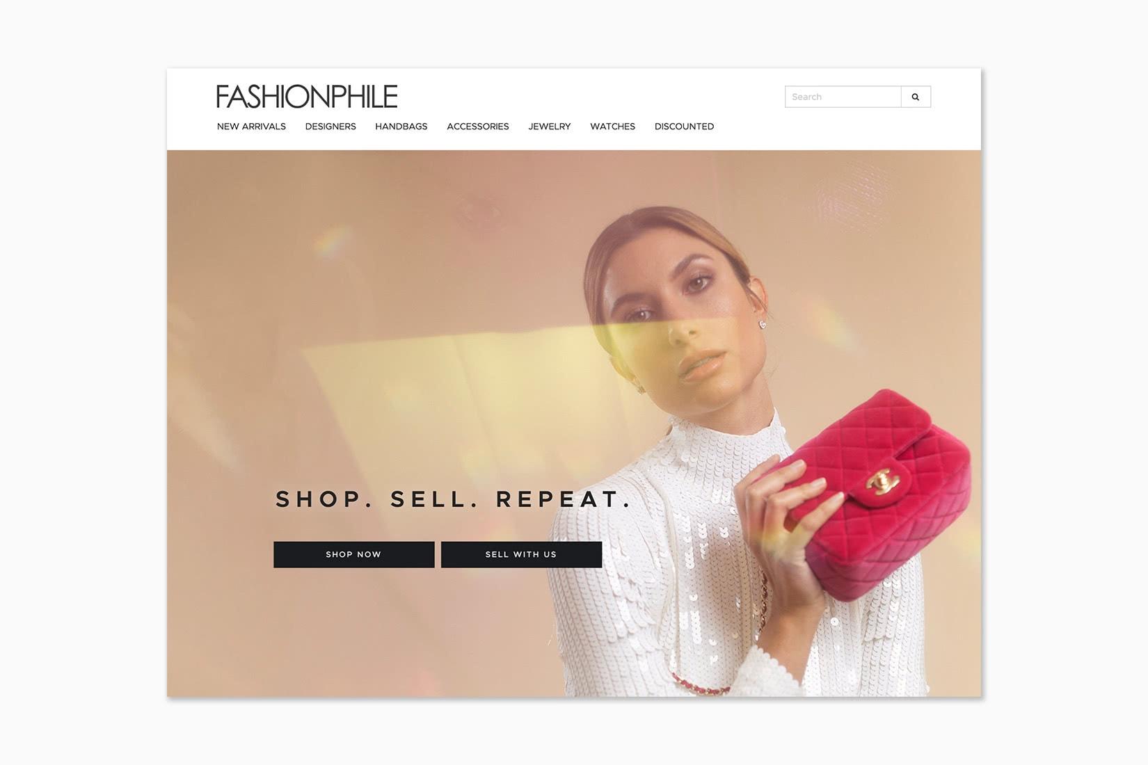 best online shopping sites women fashionphile - Luxe Digital