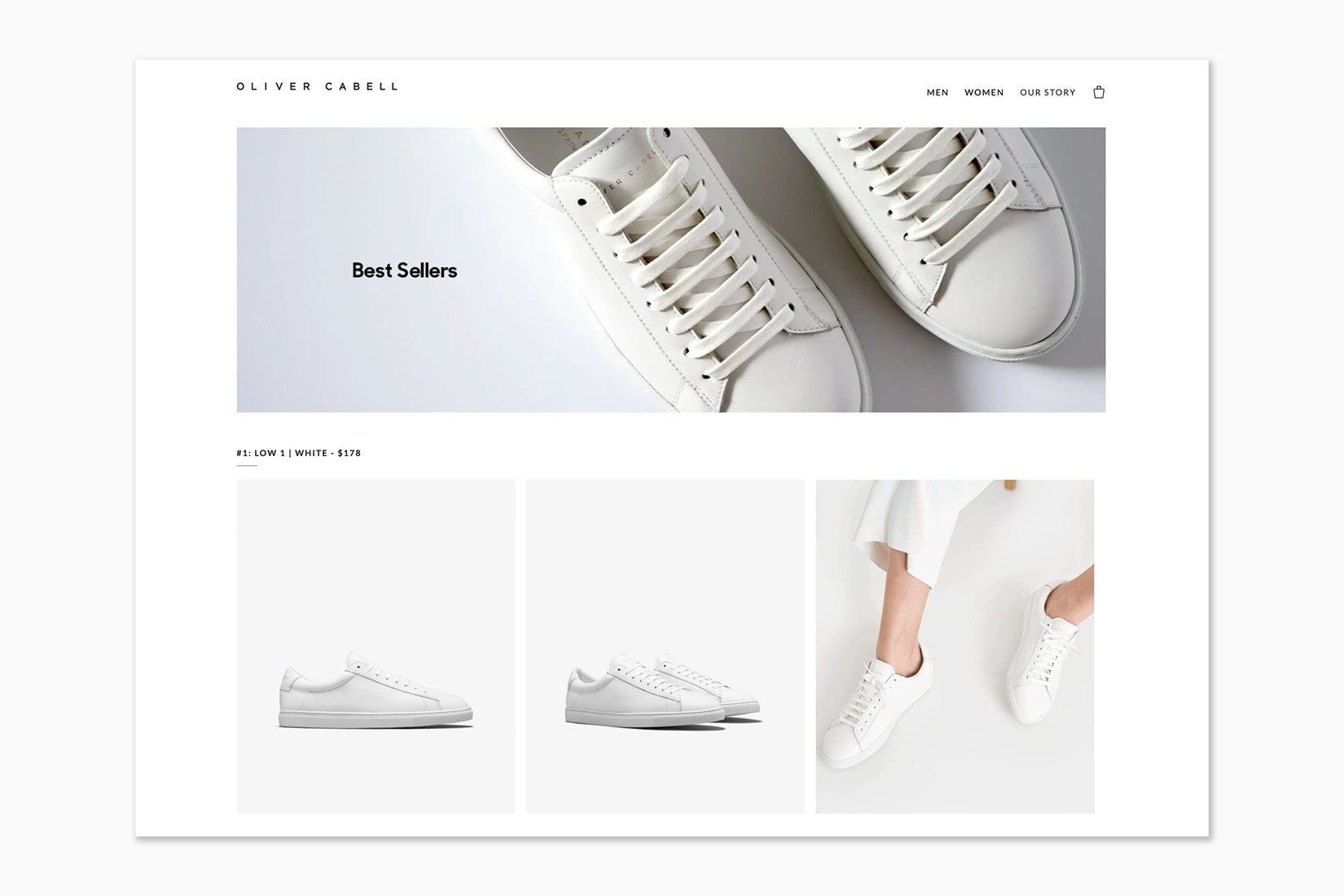 best online shopping sites women Oliver Cabell - Luxe Digital