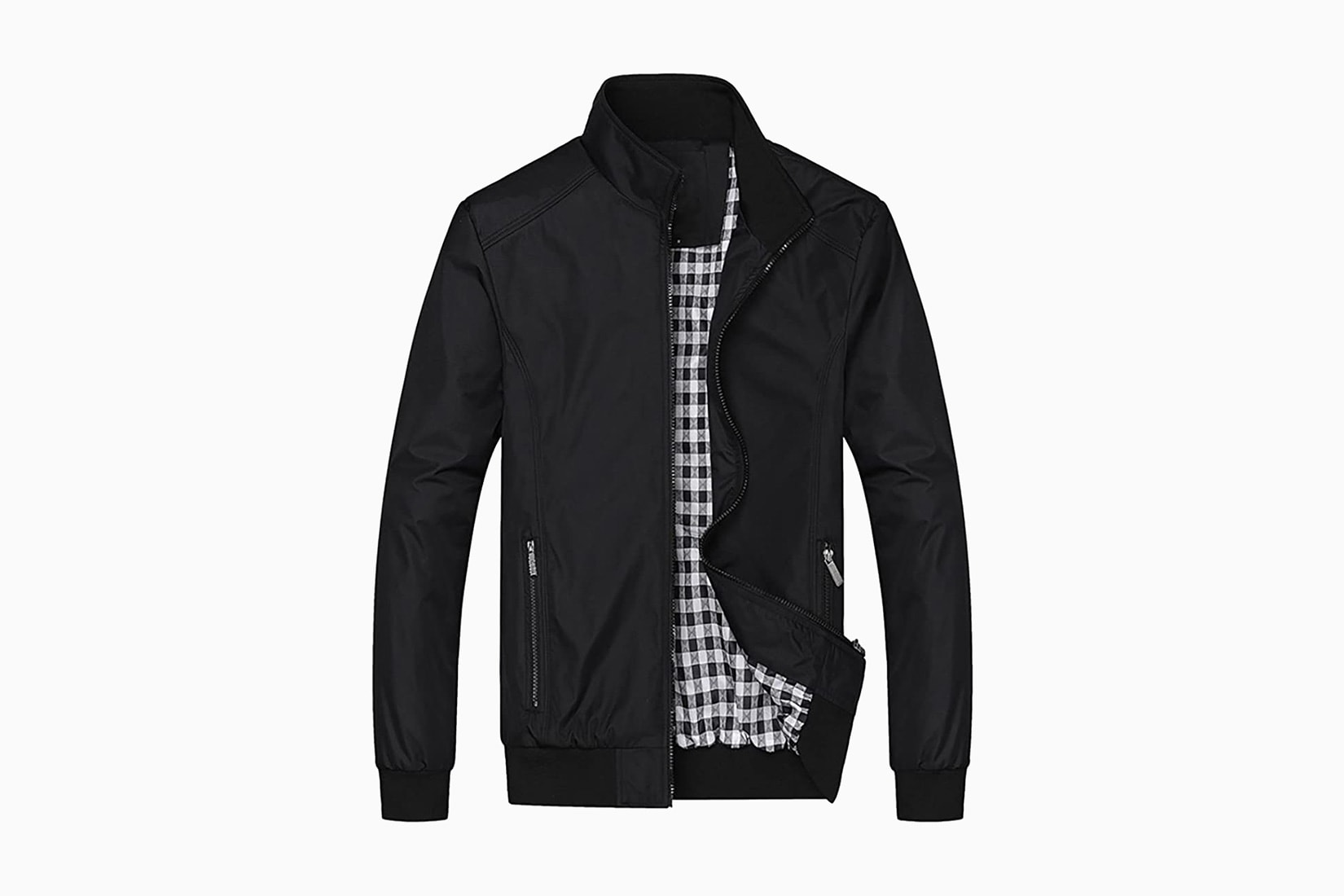 best men bomber jacket black Nantersan review - Luxe Digital